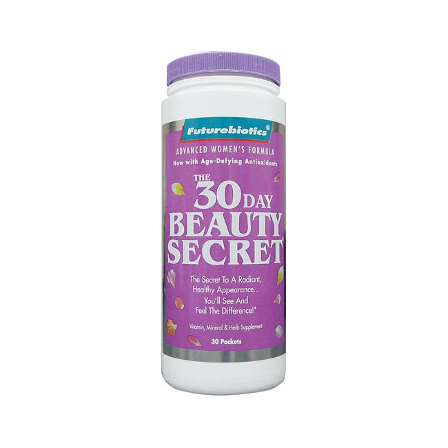 Futurebiotics 30 Day Beauty Secret