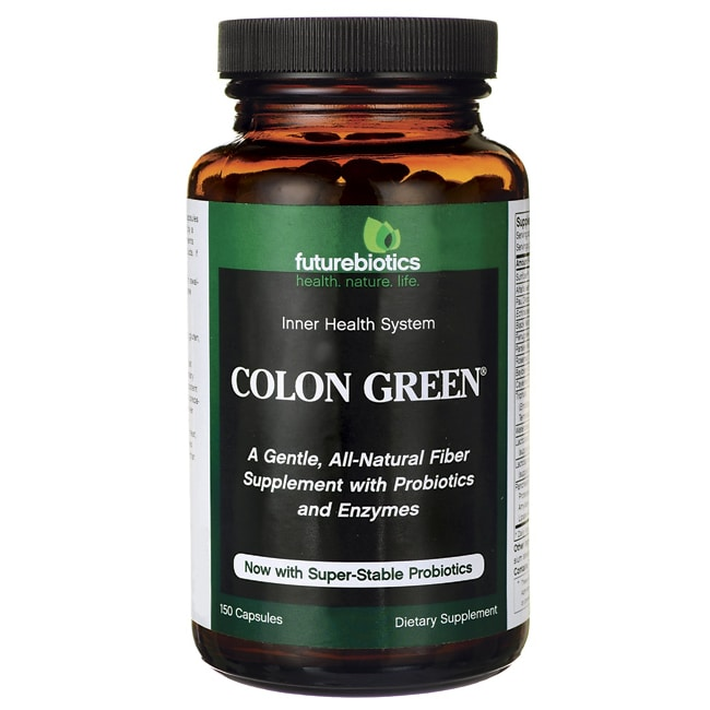 Futurebiotics Colon Green (Inner Health System)