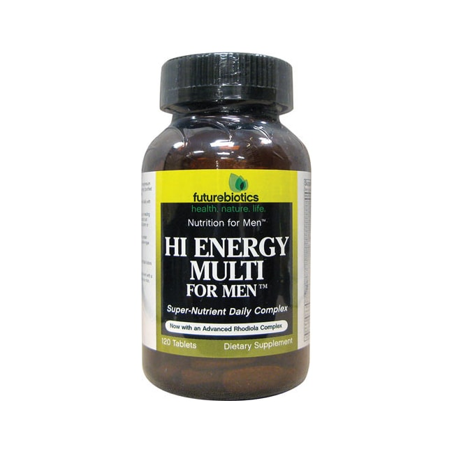 FuturebioticsHi Energy Multi For Men