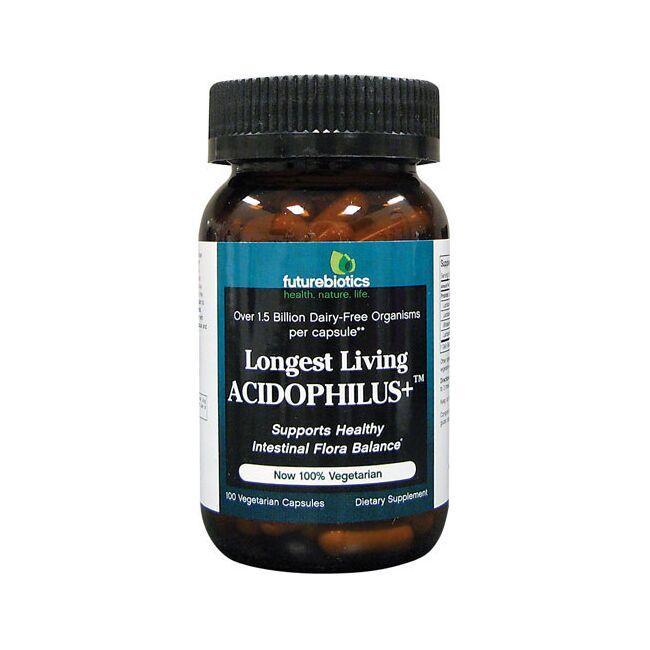 FuturebioticsLongest Living Acidophilus +