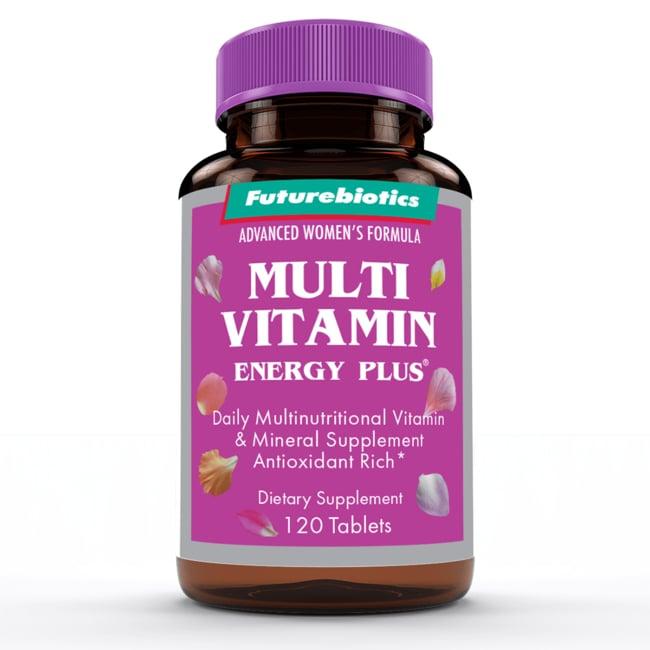 Futurebiotics Multi Vitamin Energy Plus Advanced Women's Formula