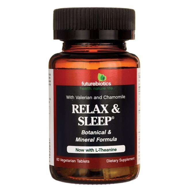 Futurebiotics Relax & Sleep Formula