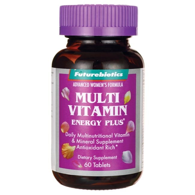 FuturebioticsMulti Vitamin Energy Plus Women