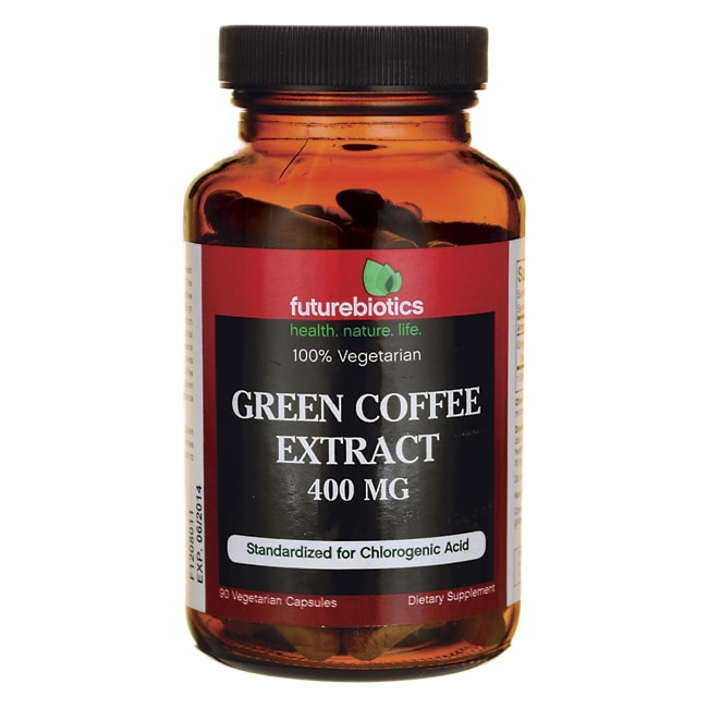 FuturebioticsGreen Coffee Extract