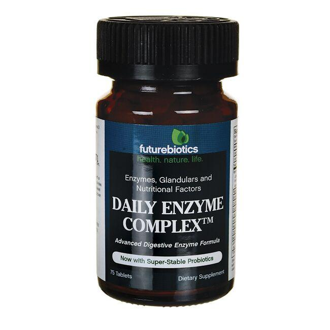 Futurebiotics Daily Enzyme Complex