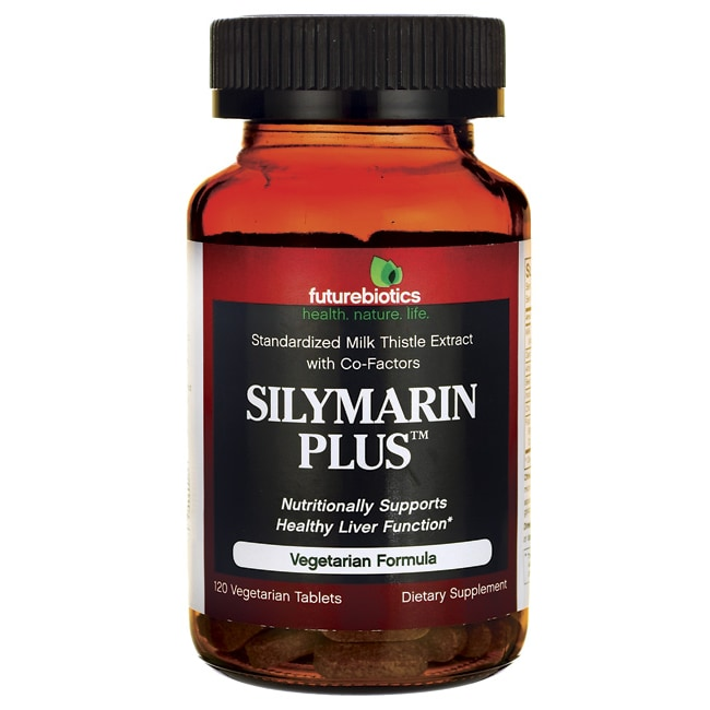 Futurebiotics Silymarin Plus