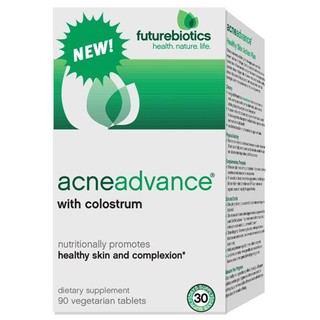 Futurebiotics Acneadvance with Colostrum