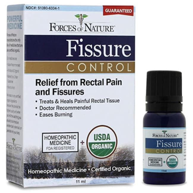 Forces of NatureOrganic Fissure Control