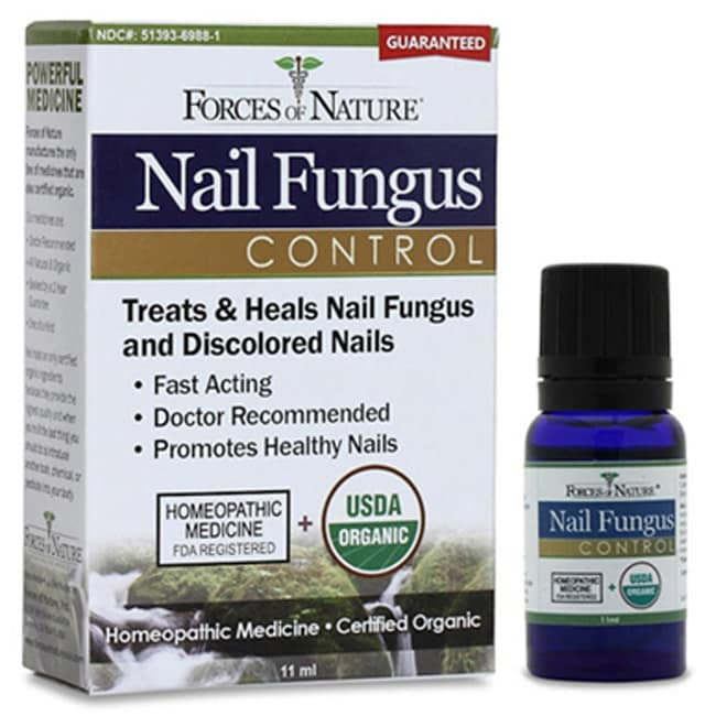 Forces of NatureOrganic Nail Fungus Control