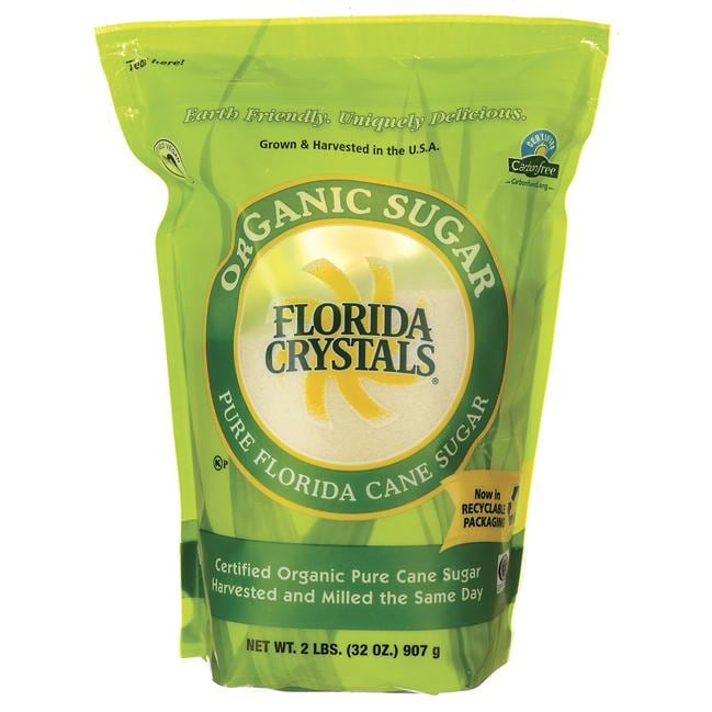 Florida CrystalsOrganic Pure Cane Sugar