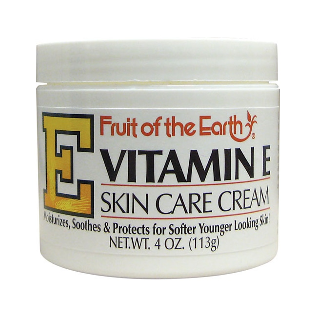 Fruit of the EarthVitamin E Skin Care Cream