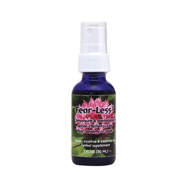Flower Essence Services Fear-Less Spray