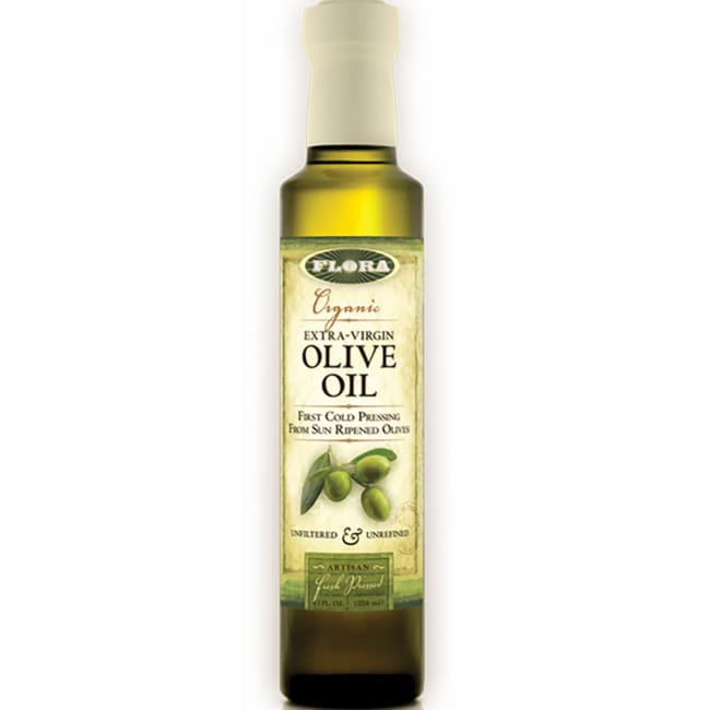 FloraOrganic Extra-Virgin Olive Oil