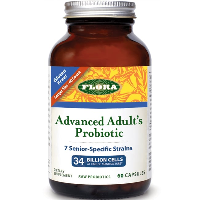 FloraAdvanced Adult's Probiotic
