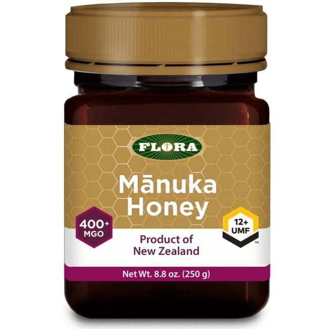 Flora Manuka Honey MGO 400+/12+ UMF