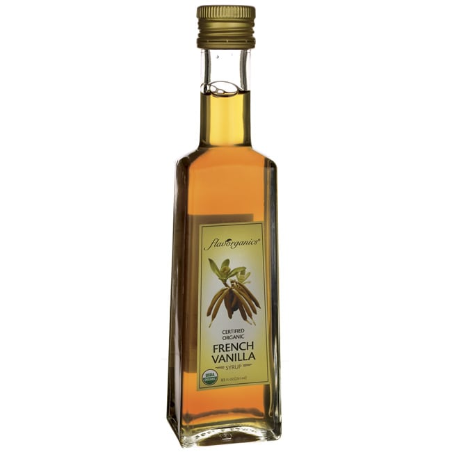 FlavorganicsOrganic French Vanilla Syrup