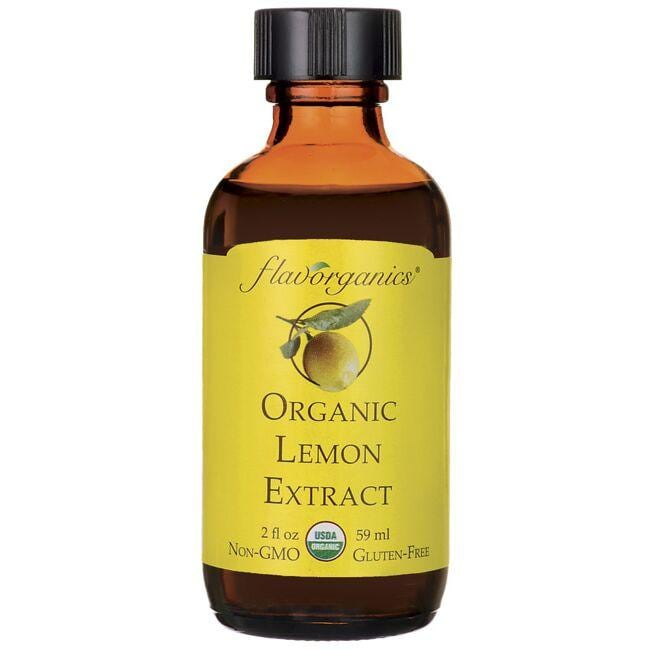 FlavorganicsOrganic Lemon Extract