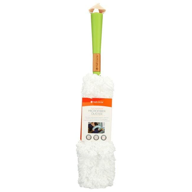 Full Circle Home Microfiber Duster-Green