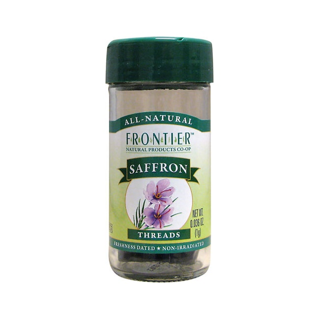 Frontier Natural Products Co-OpSaffron