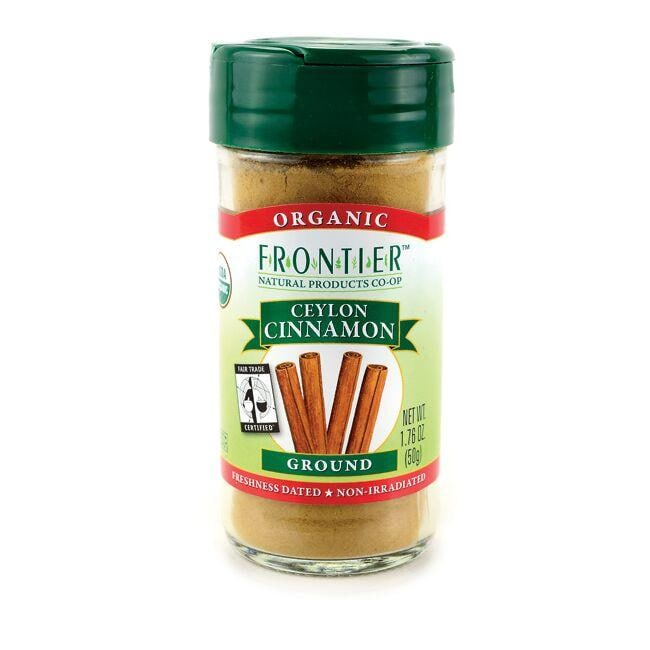 Frontier Co-Op Organic Ceylon Cinnamon Ground