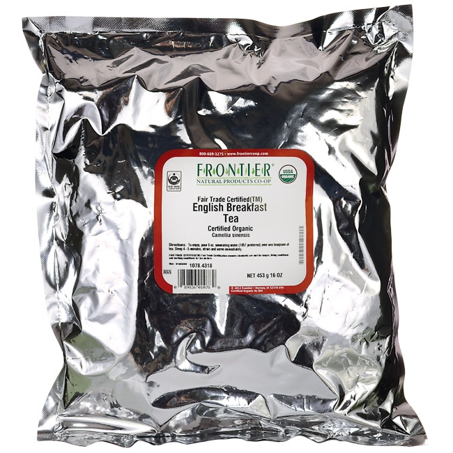 Frontier Natural Products Co-OpOrganic English Breakfast Tea