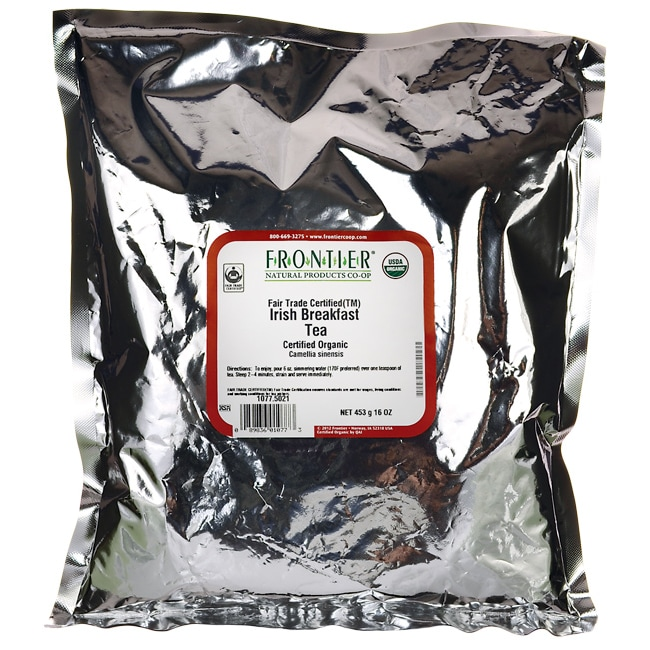 Frontier Natural Products Co-OpOrganic Irish Breakfast Tea