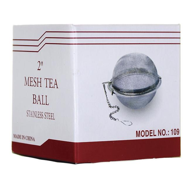 Frontier Co-Op Stainless Steel Mesh Tea Ball 2