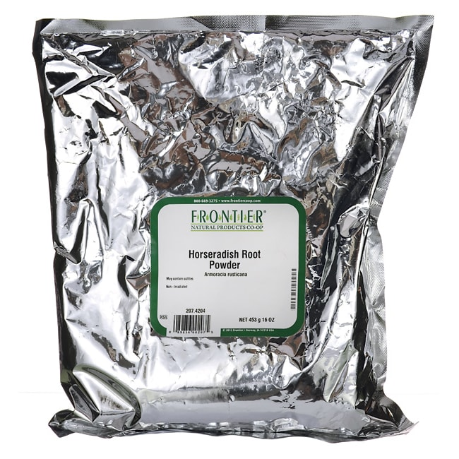 Frontier Natural Products Co-OpHorseradish Root Powder