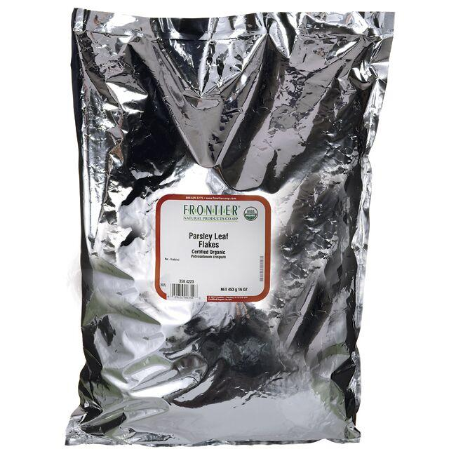 Frontier Co-Op Organic Parsley Leaf Flakes