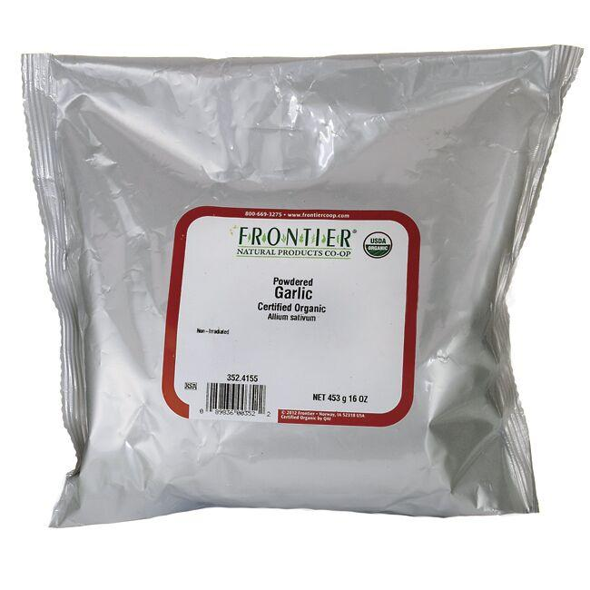 Frontier Co-OpOrganic Powdered Garlic