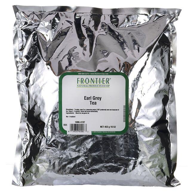 Frontier Co-OpEarl Grey Tea