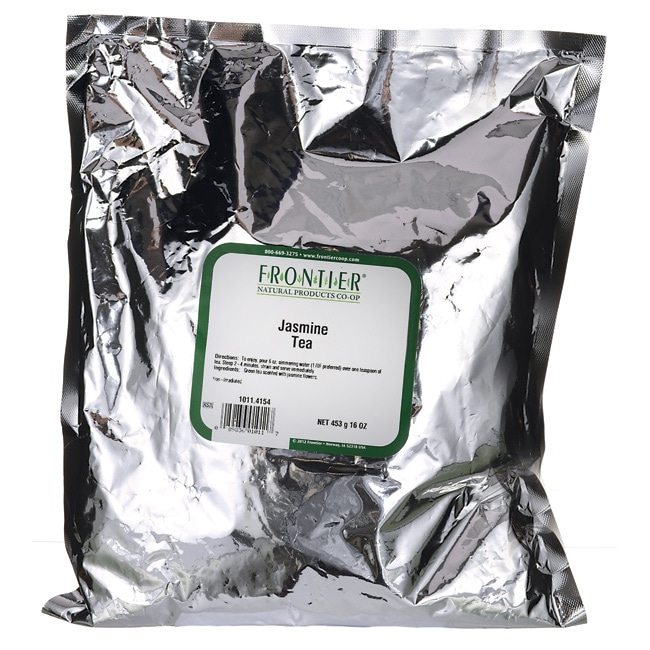 Frontier Natural Products Co-OpJasmine Tea