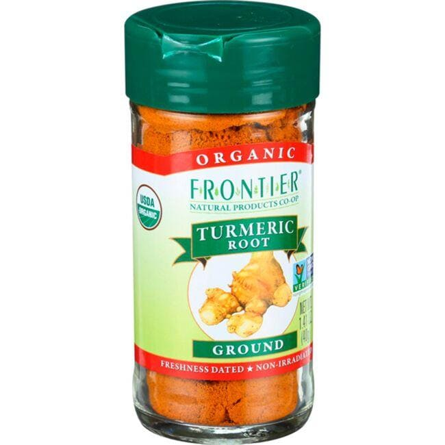 Frontier Co-OpOrganic Ground Turmeric Root
