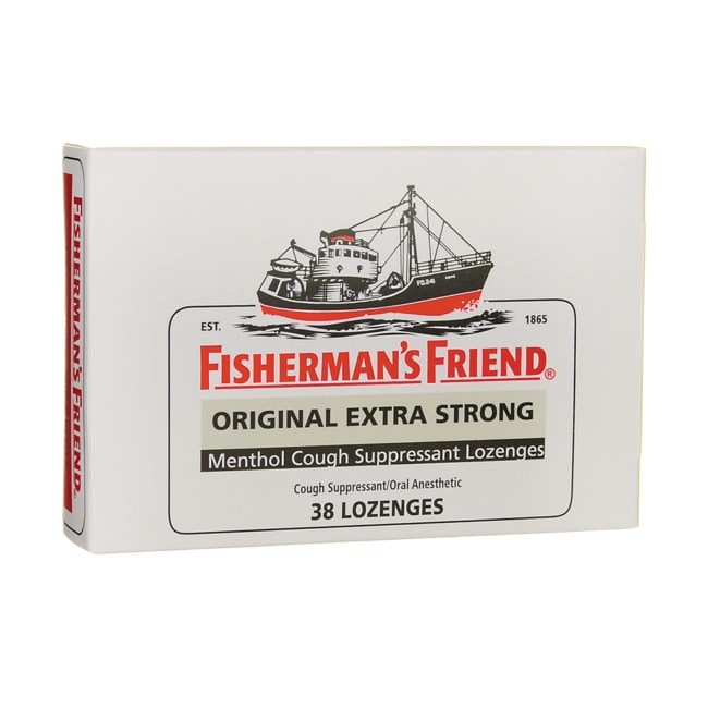 Fisherman's FriendMenthol Cough Suppressant Lozenges