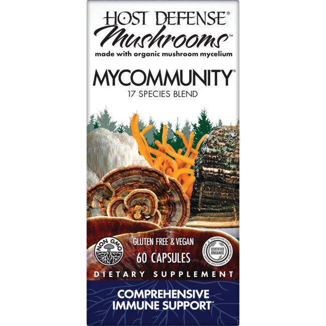 Fungi PerfectiHost Defense MyCommunity