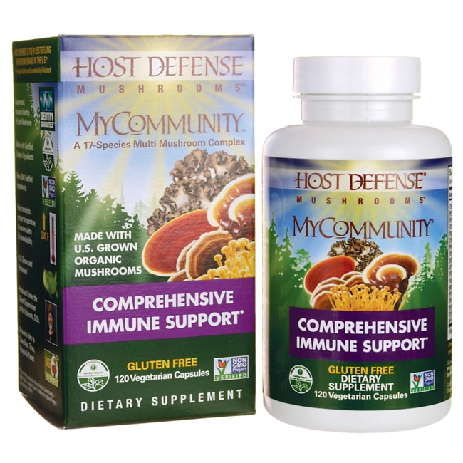 Fungi PerfectiHost Defense MyCommunity