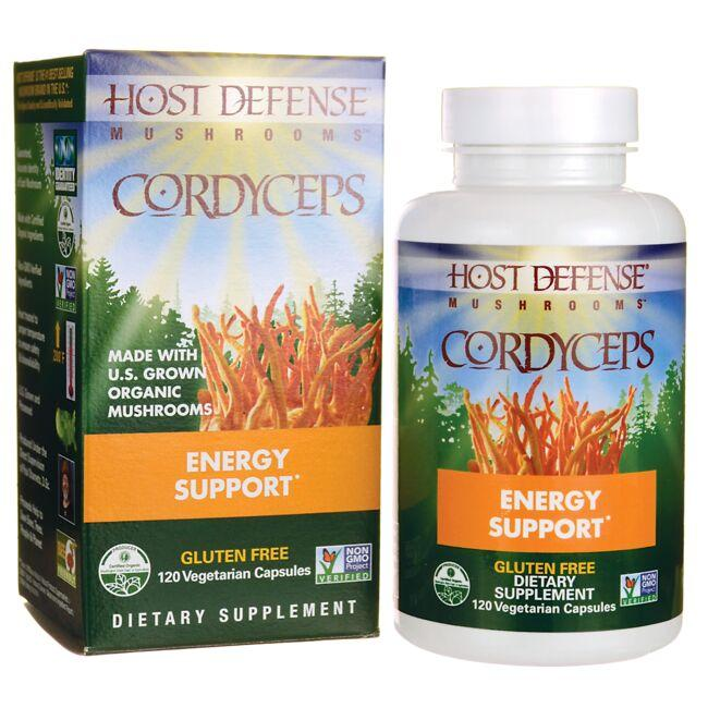 Fungi Perfecti Host Defense Cordyceps