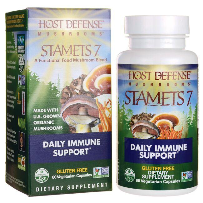 Fungi Perfecti Host Defense Stamets 7