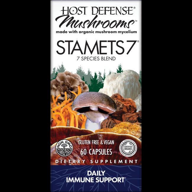 Fungi Perfecti Host Defense Stamets 7
