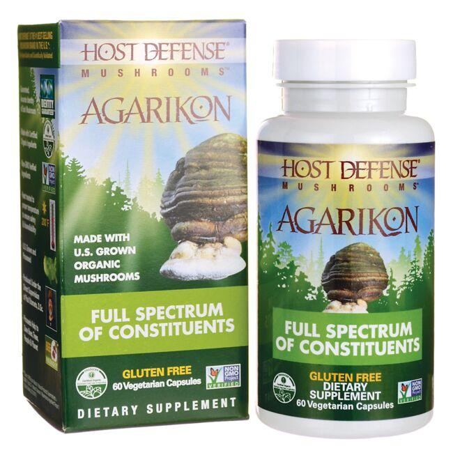Fungi Perfecti Host Defense Agarikon