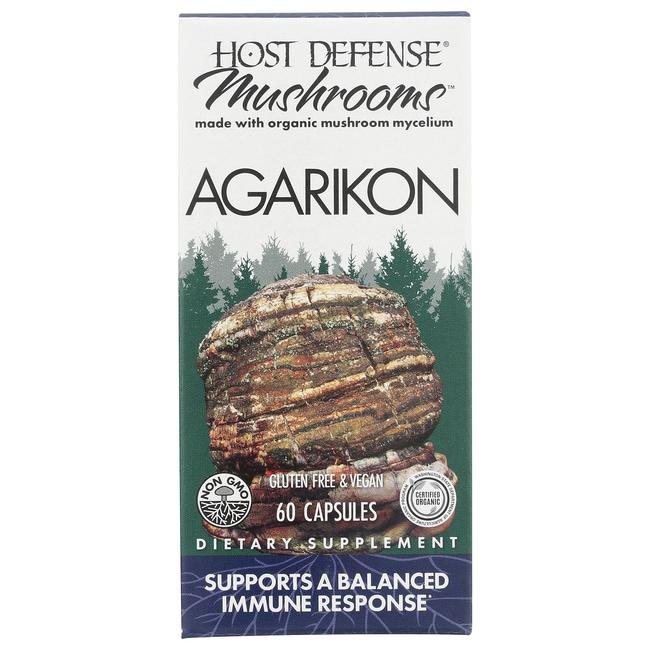 Fungi Perfecti Host Defense Agarikon