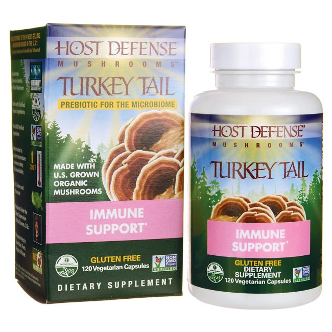 Fungi PerfectiHost Defense Turkey Tail