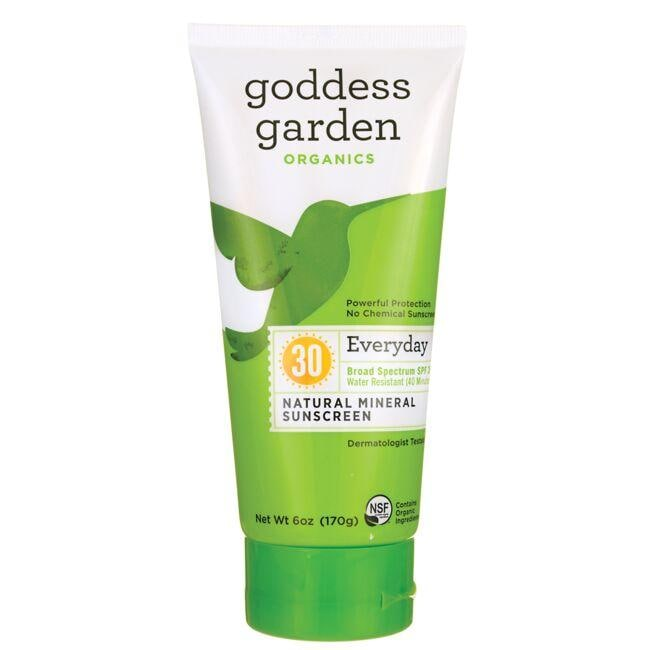 Goddess GardenEveryday Natural Mineral Sunscreen - SPF 30