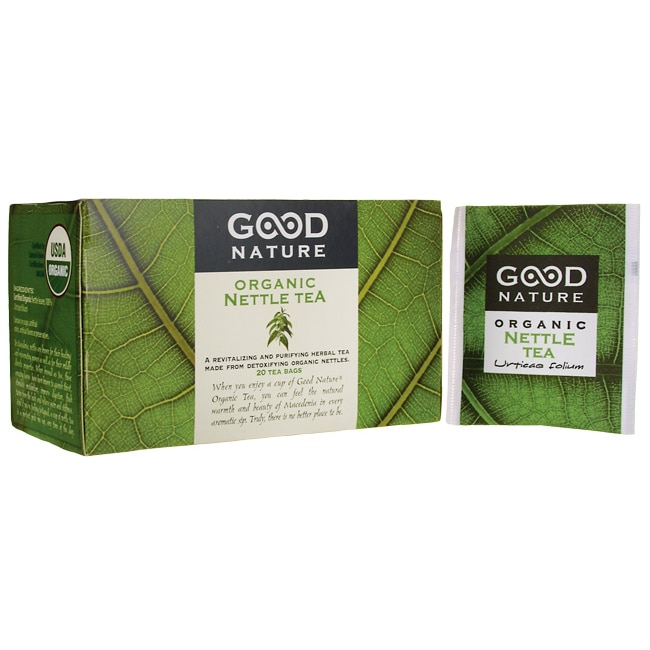 Good Nature Nettle Organic Tea