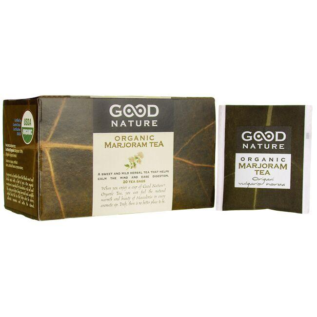 Good Nature Marjoram Organic Tea