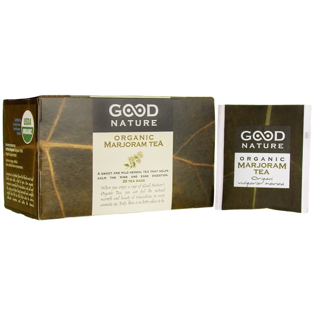 Good NatureMarjoram Organic Tea