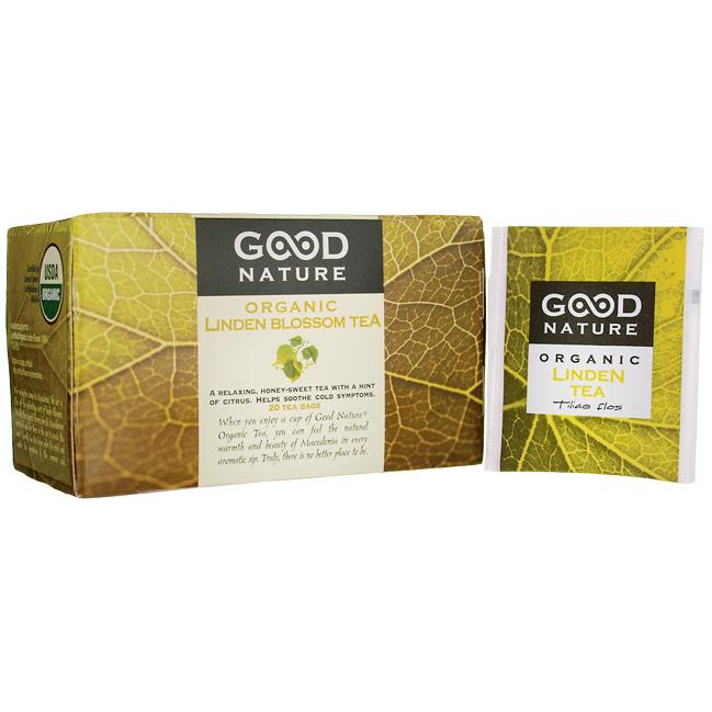 Good Nature Linden Blossom Organic Tea