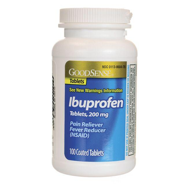 Good Sense Ibuprofen