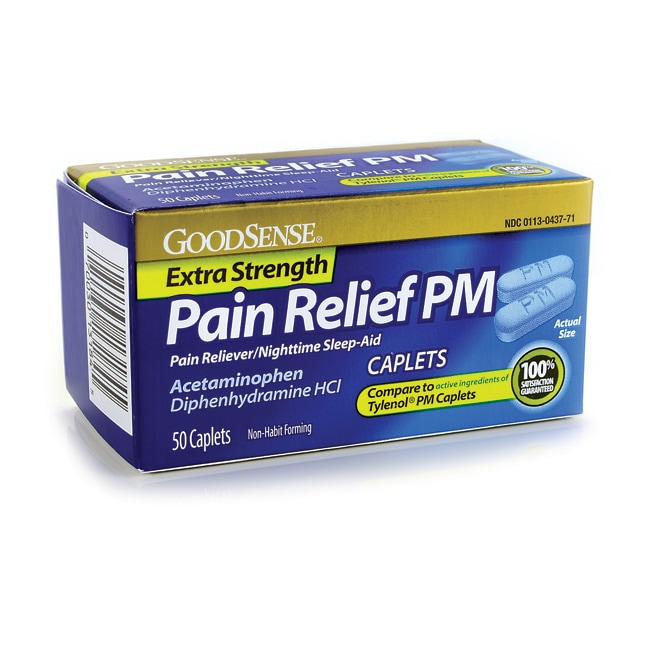 Good SensePain Relief PM Extra Strength