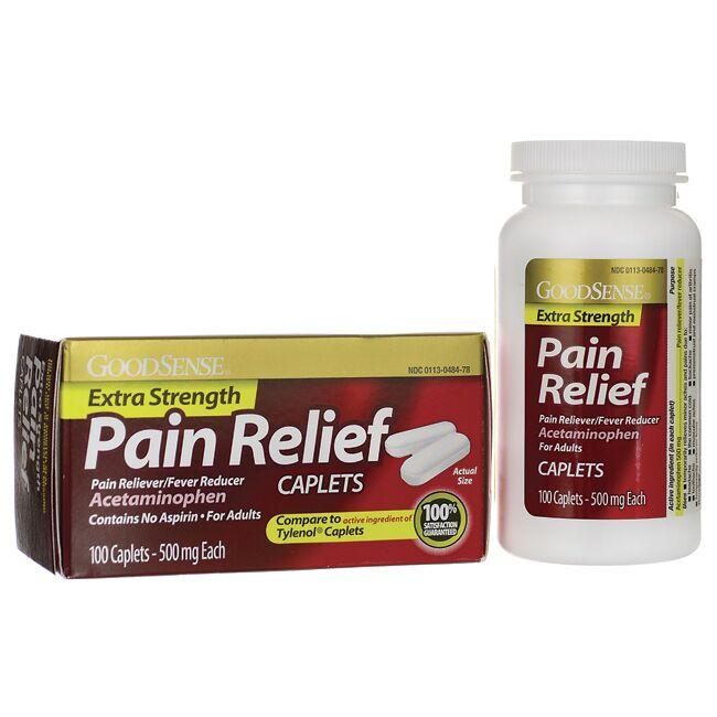 Good Sense Pain Relief Extra Strength